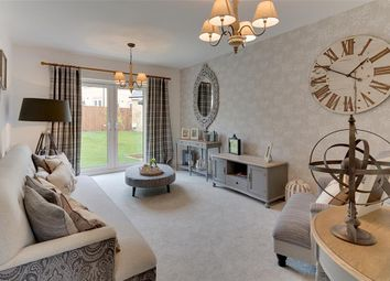 """Thumbnail 4 bedroom detached house for sale in """"Kingscote"""" at Quercus Road, Tetbury"""