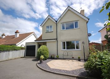 Thumbnail 4 bed detached house for sale in Barton Court Road, New Milton