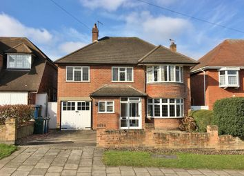 Thumbnail 4 bed detached house for sale in Musters Road, West Bridgford