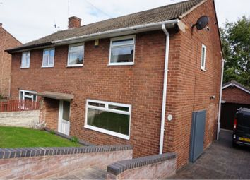 Thumbnail 2 bed semi-detached house for sale in Grange Road, Sheffield