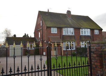Thumbnail 4 bed semi-detached house for sale in 51 Park Road, Norton, Malton