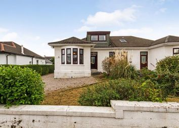 Thumbnail 4 bed bungalow for sale in Kinpurnie Road, Paisley, Renfrewshire