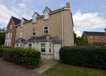 Thumbnail 4 bed town house for sale in Kenneth Mckee Plain, Norwich