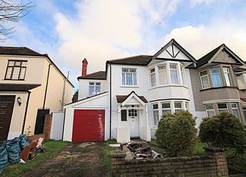 Thumbnail 4 bed semi-detached house to rent in Somersby Gardens, Ilford