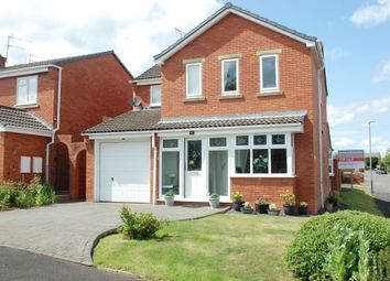 Thumbnail 4 bed detached house for sale in Eclipse Road, Alcester