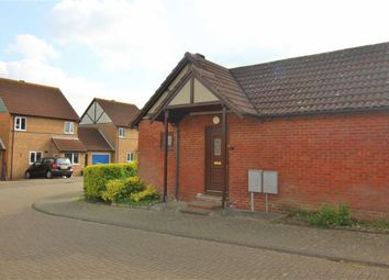Thumbnail 2 bed semi-detached bungalow for sale in Kempton Gardens, Bletchley, Milton Keynes