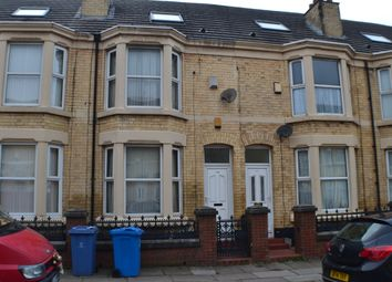 Thumbnail 5 bedroom terraced house to rent in Jubilee Drive, Kensington Fields, Liverpool