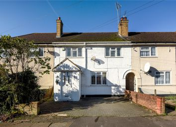 Thumbnail 4 bed terraced house for sale in Queens Road, West Drayton, Middlesex