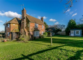 Thumbnail 3 bedroom detached house for sale in Ide Hill, Sevenoaks, Kent
