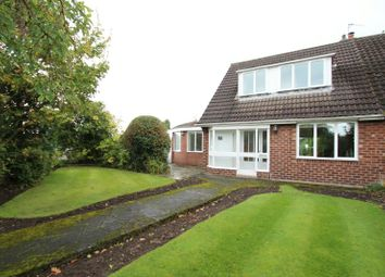Thumbnail 2 bed semi-detached house for sale in Green Lane North, Timperley, Altrincham