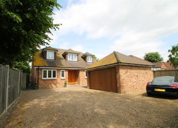 Thumbnail 4 bed detached house for sale in Manor Road, Cobham, Gravesend