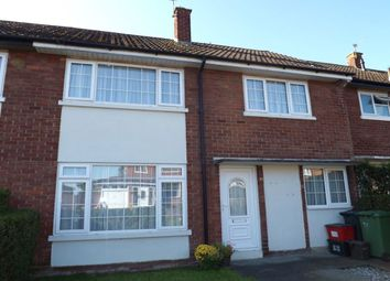 Thumbnail 3 bed terraced house for sale in Nixon Drive, Winsford