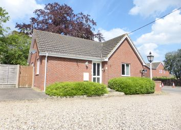Thumbnail 2 bed semi-detached bungalow for sale in The Street, Brundall, Norwich