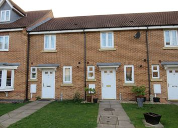 Thumbnail 2 bed terraced house for sale in Hardwicke Close, Grantham