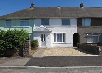 Thumbnail 3 bed terraced house for sale in 5 Coychurch Road, Pencoed, Bridgend.