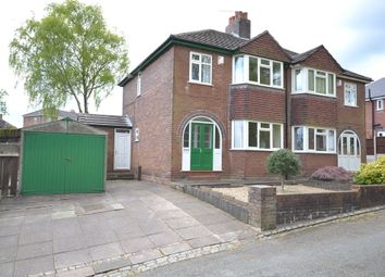 Thumbnail 3 bedroom semi-detached house for sale in Stoke Old Road, Hartshill, Stoke-On-Trent
