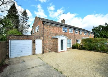 Thumbnail 4 bed semi-detached house to rent in Park Road, Bracknell, Berkshire