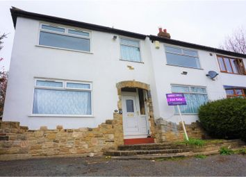 Thumbnail 5 bed semi-detached house for sale in Hill End Close, Leeds
