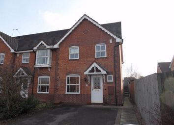 Thumbnail 3 bed semi-detached house to rent in Pendean Way, Sutton-In-Ashfield, Nottinghamshire