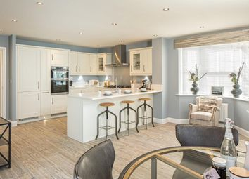 """Thumbnail 5 bed detached house for sale in """"Henley"""" at Walton Road, Drakelow, Burton-On-Trent"""