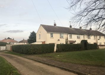 Thumbnail 3 bed end terrace house to rent in Lindisfarne Road, Corby, Northamptonshire