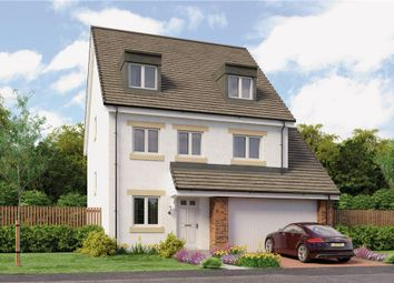 "Thumbnail 5 bed detached house for sale in ""Ardmore, Det"" at Path Brae, Kirkliston"