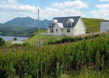 Thumbnail 4 bed detached house for sale in Lon Ban: Impressive Property, 4 Beds (3 En-Suite), Views, W.Skye