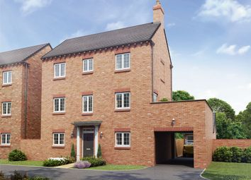 "Thumbnail 4 bed detached house for sale in ""The Dorchester"" at Hartburn, Morpeth"