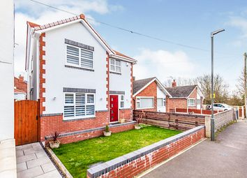 Thumbnail 3 bed detached house for sale in Neale Street, Clowne, Chesterfield, Derbyshire