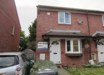 Thumbnail 2 bedroom terraced house to rent in Palmers Leaze, Bradley Stoke, Bristol