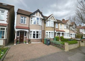 Thumbnail 4 bed end terrace house for sale in Elmfield Road, London