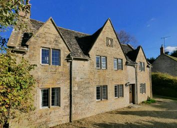 Thumbnail 4 bed detached house to rent in Sapperton, Cirencester