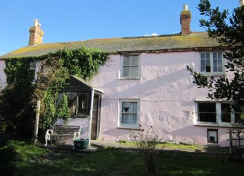 Thumbnail 3 bed detached house for sale in North Street, Marazion