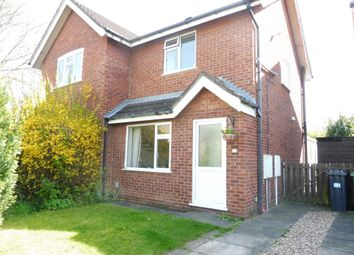 Thumbnail 2 bedroom semi-detached house for sale in Jasmine Grove, Leamington Spa