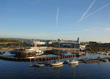 Thumbnail 1 bed flat for sale in Pierhead View, Penarth