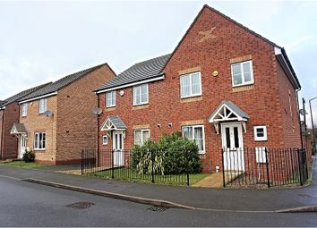 Thumbnail 3 bed semi-detached house for sale in George Wood Avenue, Oldbury