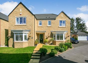 Thumbnail 5 bed detached house for sale in Standall Close, Dronfield Woodhouse, Derbyshire