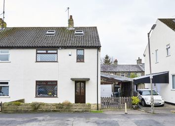 Thumbnail 3 bed semi-detached house for sale in North Parade, Burley In Wharfedale