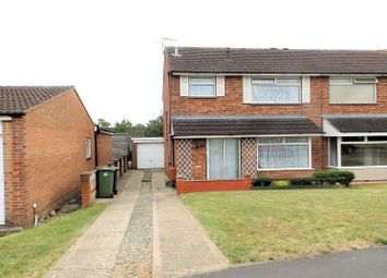 Thumbnail 3 bed end terrace house for sale in Bolingbroke Road, Swindon, Wiltshire