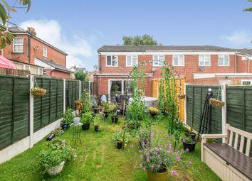 Thumbnail 3 bedroom end terrace house for sale in Deacon Road, Southampton