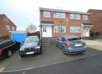 Thumbnail Semi-detached house to rent in Farr Wood Close, Groby, Leicester