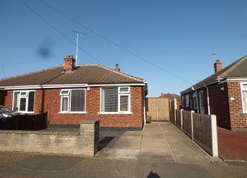 Hathern Close, Long Eaton, Nottingham NG10. 2 bed semi-detached bungalow