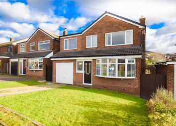 Thumbnail 4 bedroom detached house for sale in Buckton Vale Road, Carrbrook, Stalybridge