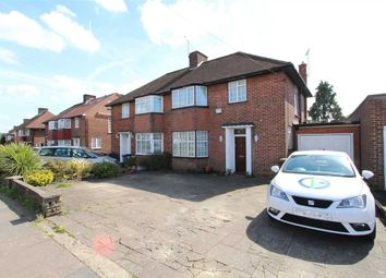 Thumbnail 3 bed semi-detached house to rent in Broadhurst Avenue, Edgware