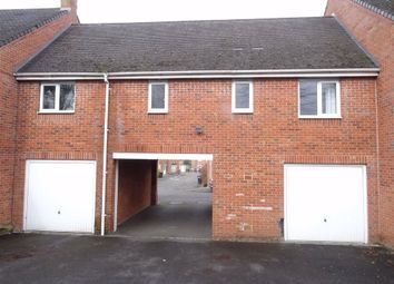 2 bed flat for sale in Berrywell Drive, Barwell, Leicester LE9
