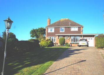 Thumbnail 4 bed detached house for sale in Mill Close, Westfield, Hastings