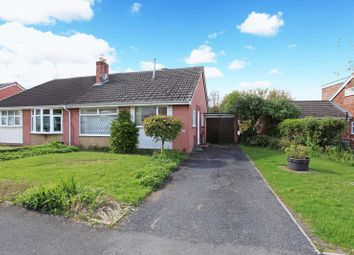 Thumbnail 2 bed bungalow for sale in Fieldhouse Drive, Muxton, Telford