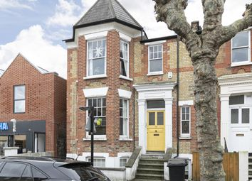 Thumbnail 3 bed flat for sale in Lynmouth Road, London