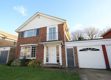 Thumbnail 4 bed detached house for sale in Stacey Road, Tonbridge