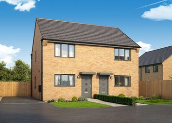 """Thumbnail 2 bedroom semi-detached house for sale in """"Halstead"""" at Southcoates Lane, Hull"""